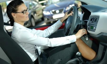 Kobiety - bezpieczne kierujące