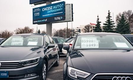Pierwszy na świecie salon aut używanych – Volkswagen Financial Services STORE
