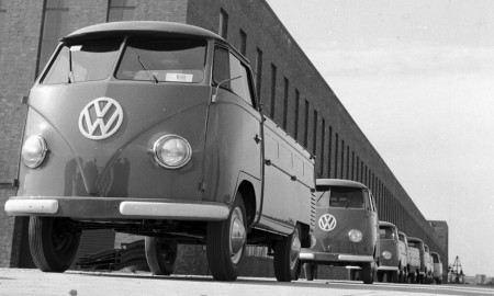 65 lat temu rozpoczęła się seryjna produkcja VW T1