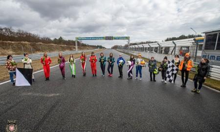Dzień Kobiet Motorsportu na Torze Poznań