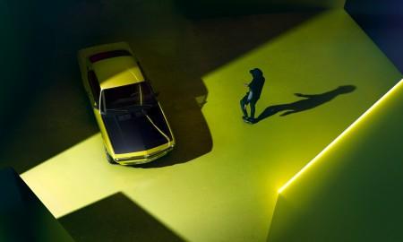 Opel Manta z napędem elektrycznym?