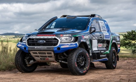 Ford Ranger – Nie tylko do pracy
