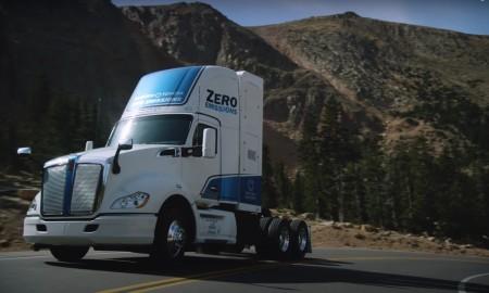 Ciężarówką na szczyt Pikes Peak