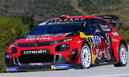 Citroën C3 WRC Sébastiena Ogiera czeka na nabywcę