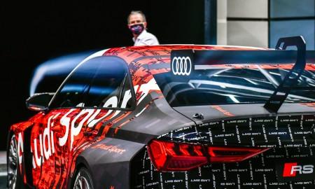 Audi RS 3 LMS – Testy wyczynowca