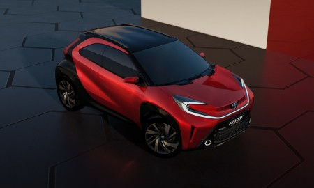 Toyota Aygo X prologue – Maluch crossoverem?