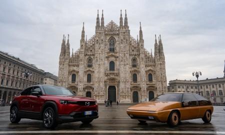 Mazda i włoski styl