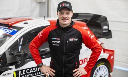 Jari-Matti Latvala - kim jest nowy szef Toyota Gazoo Racing WRT?