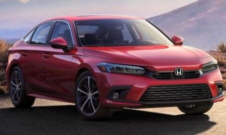 Oto nowa Honda Civic Sedan 2022