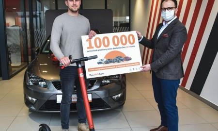 Das WeltAuto – samochód nr 100 000