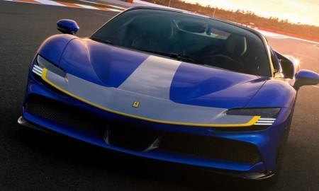 Pierwsze elektryczne Ferrari w 2025 r.
