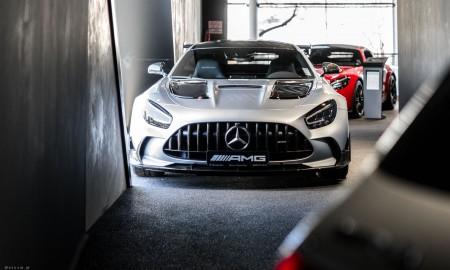 Mercedes-AMG GT Black Series w AMG w Gdańsku