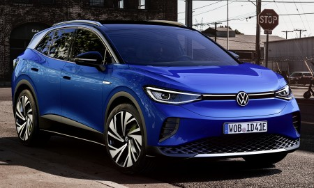 Volkswagen ID.4 World Car of the Year 2021