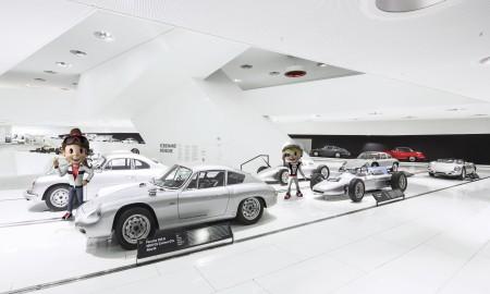 Pierwsza cyfrowa Noc Dźwięku w Porsche Museum