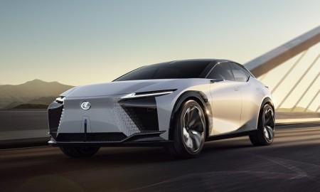 Lexus LF-Z Electrified – Zapowiedź zmian