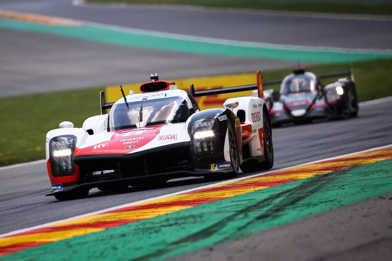Zwycięski debiut nowej Toyoty w FIA WEC
