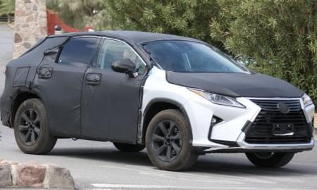 Nowy duży SUV Lexusa