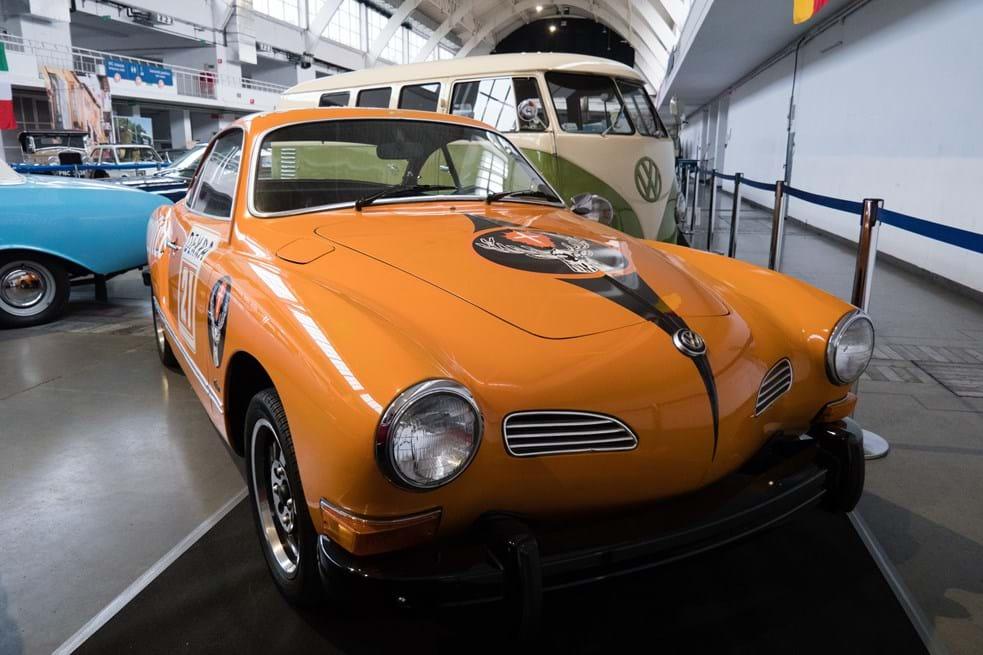 Muzeum Motoryzacji zaprasza ponownie