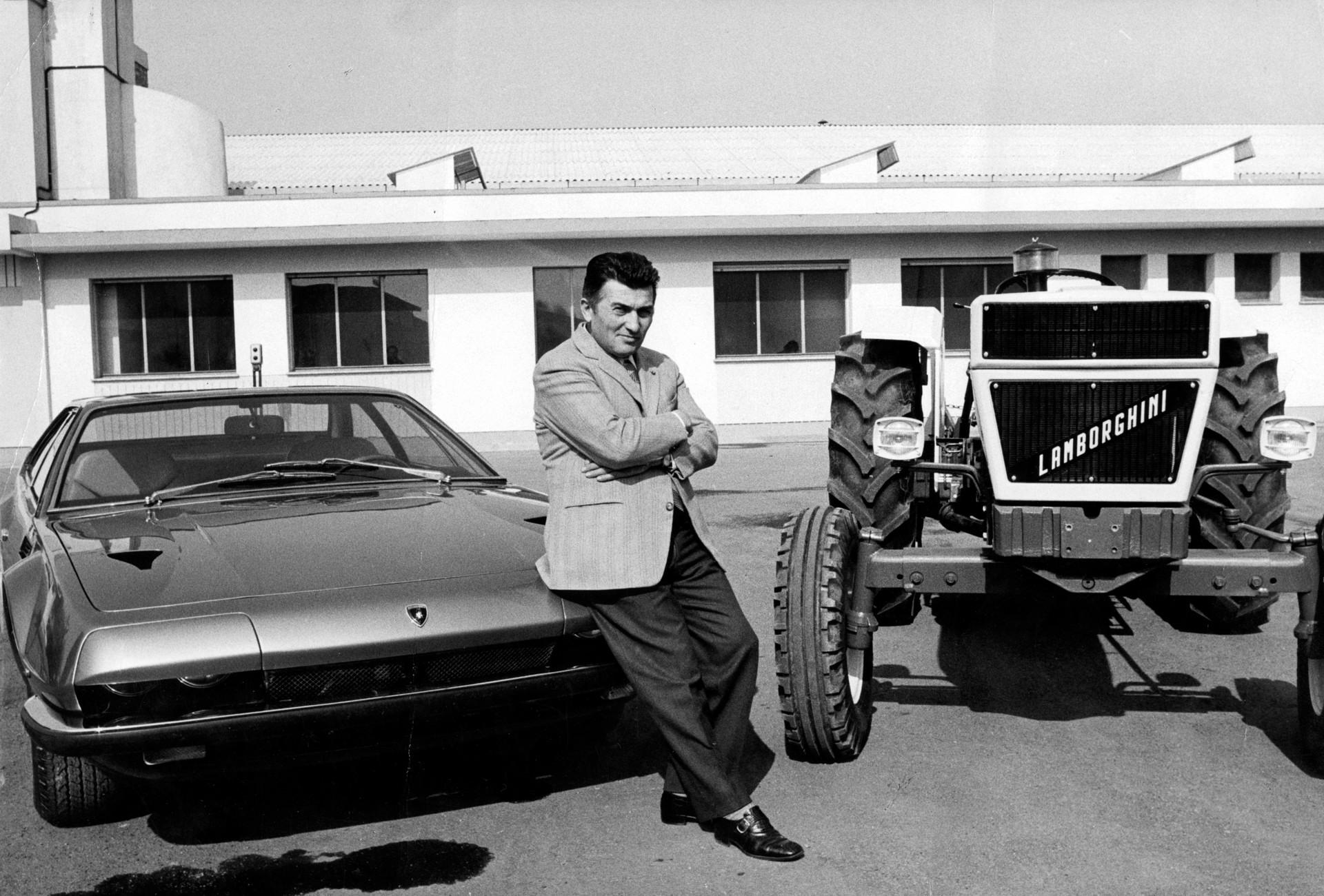 105. urodziny Ferruccio Lamborghini