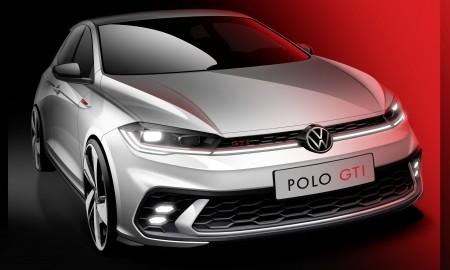 Nowy VW Polo GTI na szkicach