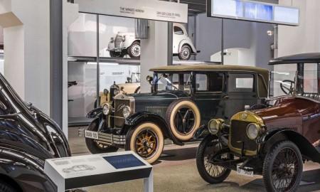 Wirtualne zwiedzanie Muzeum Skody