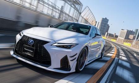 Lexus IS od Artisan Spirits – Więcej charakteru