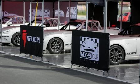 Mazda MX-5 Cup Poland przed startem