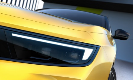 Nowy Opel Astra – pierwsze zdjęcia