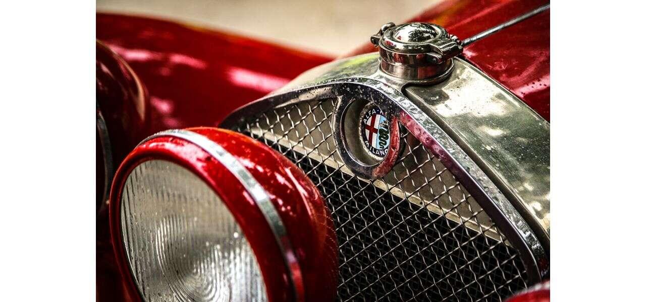 """Alfa Romeo na starcie 39. edycji Rajdu """"1000 Miglia"""""""