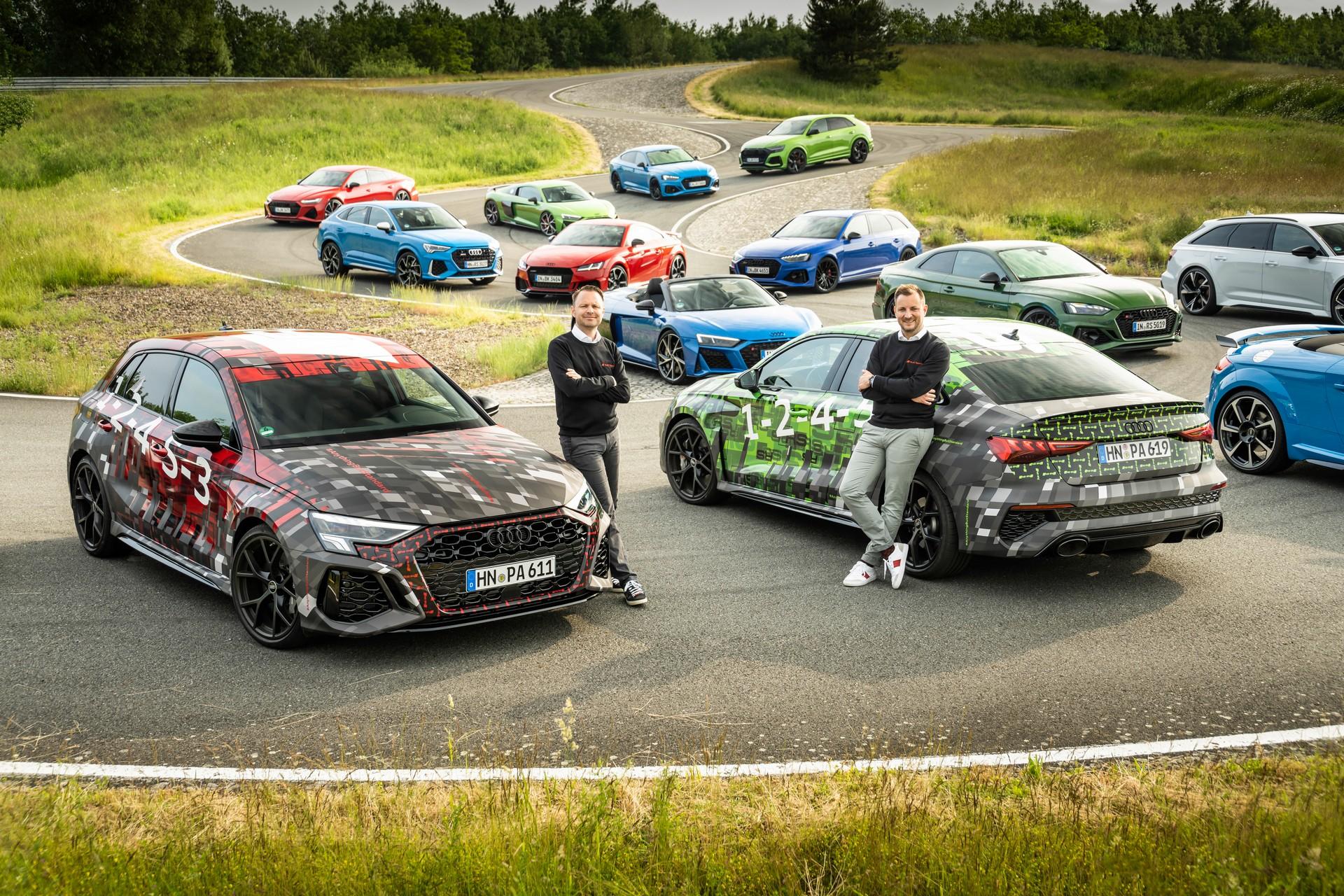 Audi zapowiada nowe RS 3
