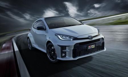 Toyota GR Yaris w wersji Morizo Selection