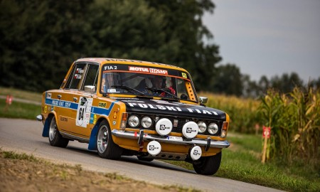 Mistrzowie i legendarne auta w Historycznym Kryterium Karowa