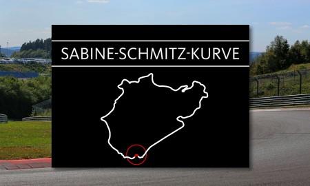 Na cześć Sabine Schmitz