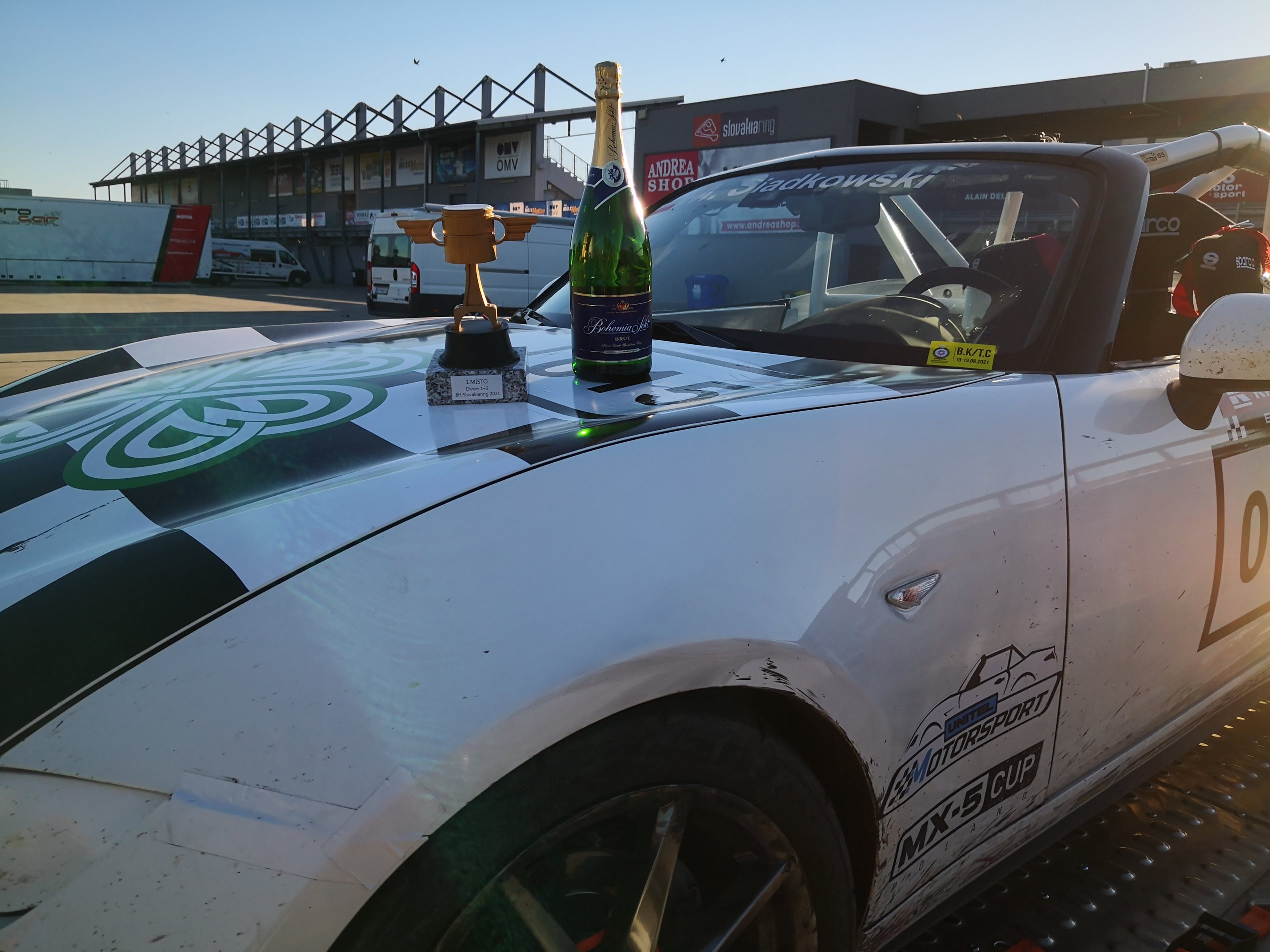 Mazda MX-5 Cup na Słowacji