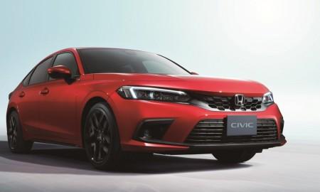 5-drzwiowa Honda Civic oficjalnie
