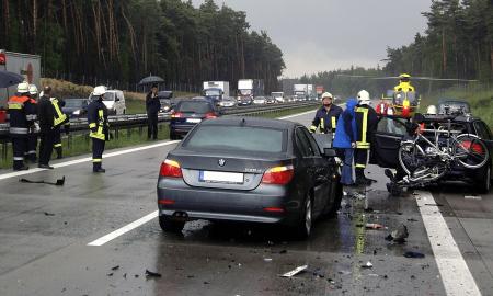 To już 23 śmiertelne wypadki drogowe podczas tych wakacji!