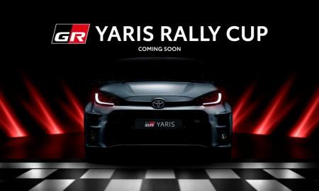 Rajdowy puchar Toyoty GR Yaris we Włoszech