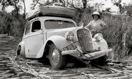 Skoda Rapid II – Ponad 80 lat od rozpoczęcia afrykańskiej wyprawy
