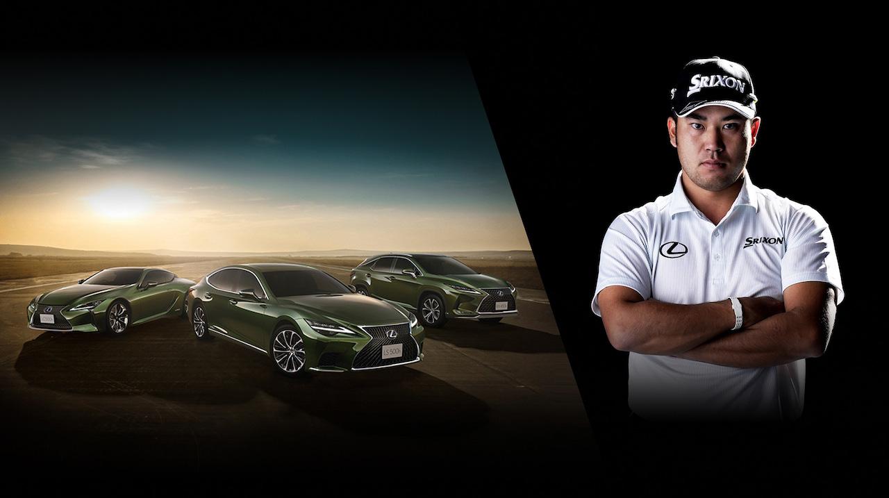 Lexusy dla fanów golfa