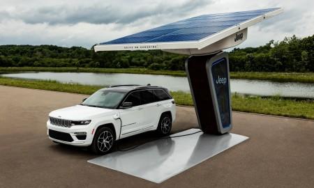 Jeep Grand Cherokee 2022 hybrydą