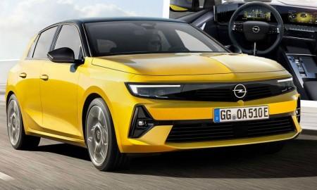 Opel Astra 2022 – Teraz hybrydą