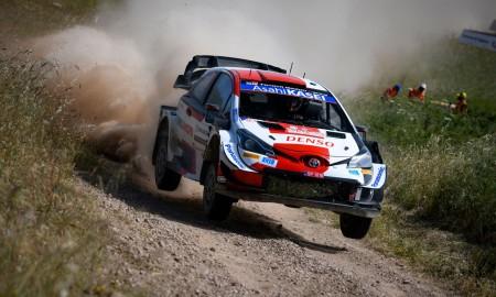 Utrzymać zwycięską passę w WRC