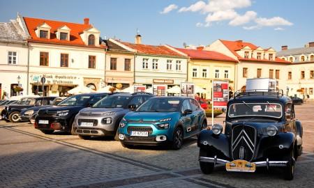 XIII Ogólnopolski Zlot Zabytkowych Citroënów