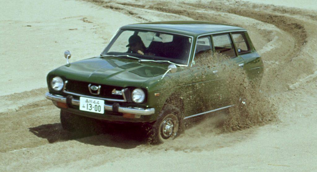 20-milionowe Subaru 4x4