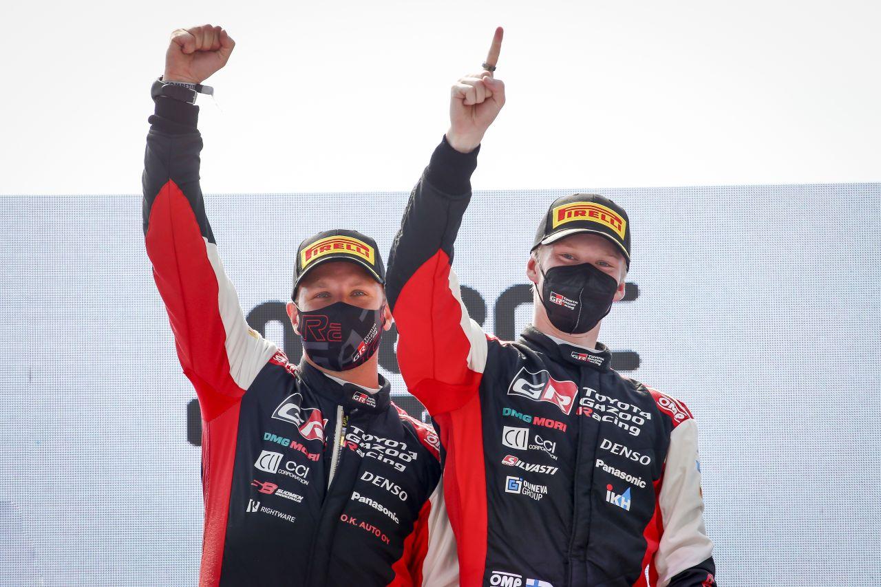 Kalle Rovanperä najmłodszym zwycięzcą rajdu WRC w historii