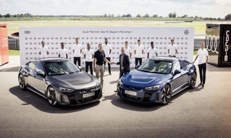 Robert Lewandowski ma nowe Audi