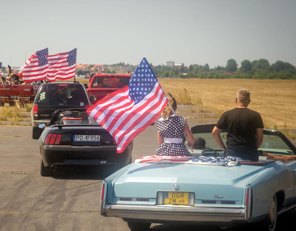 VIII Międzynarodowy Zlot Pojazdów Amerykańskich