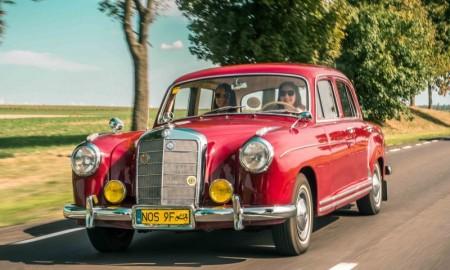6. Spotkanie miłośniczek zabytkowych Mercedesów