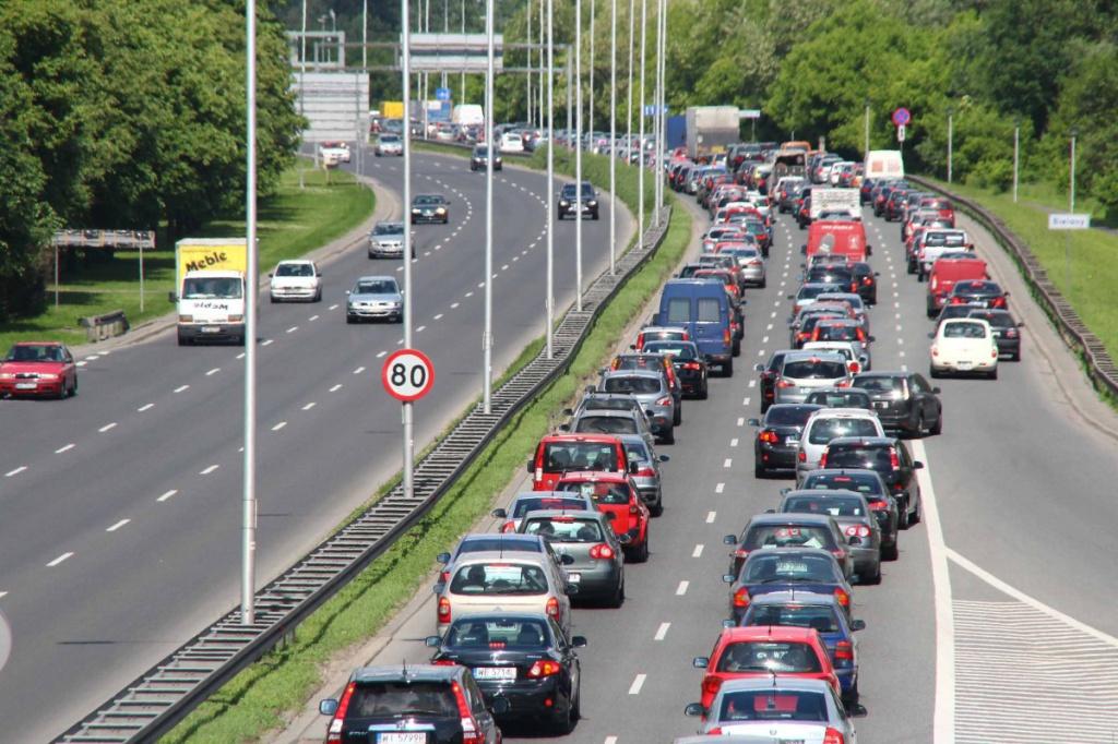 Remonty dróg w Warszawie – czy będą korki w mieście?