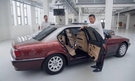 BMW 750iL – Dla Bonda i nie tylko